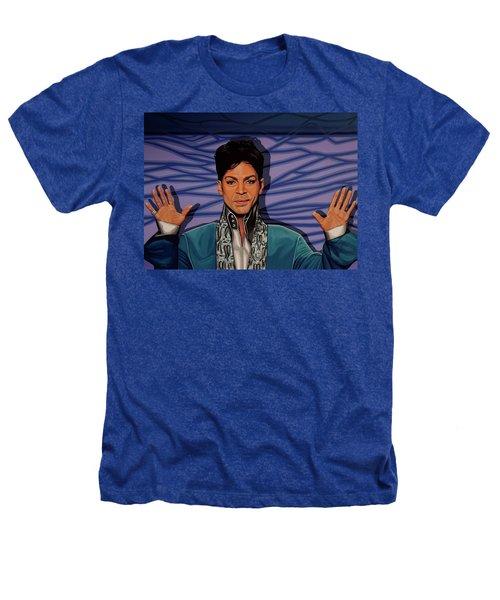 Prince 2 Heathers T-Shirt by Paul Meijering