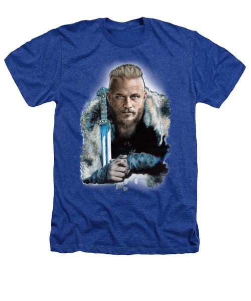 Ragnar Lothbrok Heathers T-Shirt by Melanie D