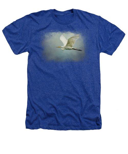 Sea Flight Heathers T-Shirt