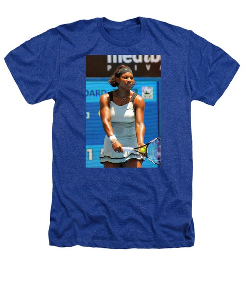 Serena Williams Heathers T-Shirt by Andrei SKY