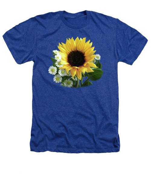 Sunflower Heathers T-Shirt