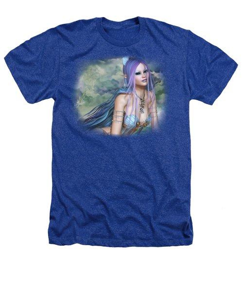 The Sea Nymph Heathers T-Shirt by Brandy Thomas