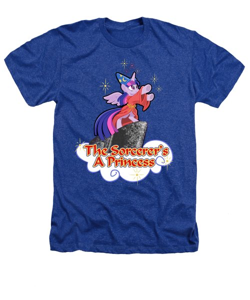 The Sorcerer's A Princess Heathers T-Shirt by J L Meadows