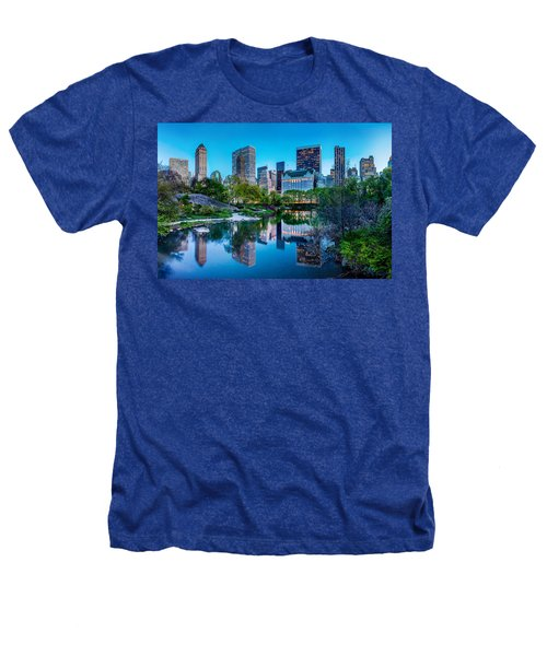 Urban Oasis Heathers T-Shirt by Az Jackson
