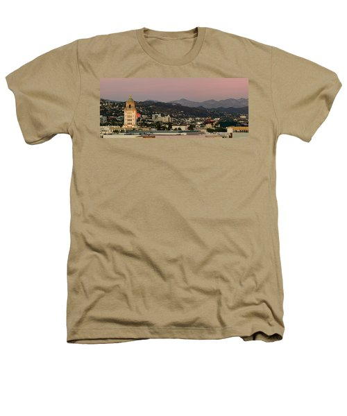 High Angle View Of A City, Beverly Heathers T-Shirt by Panoramic Images