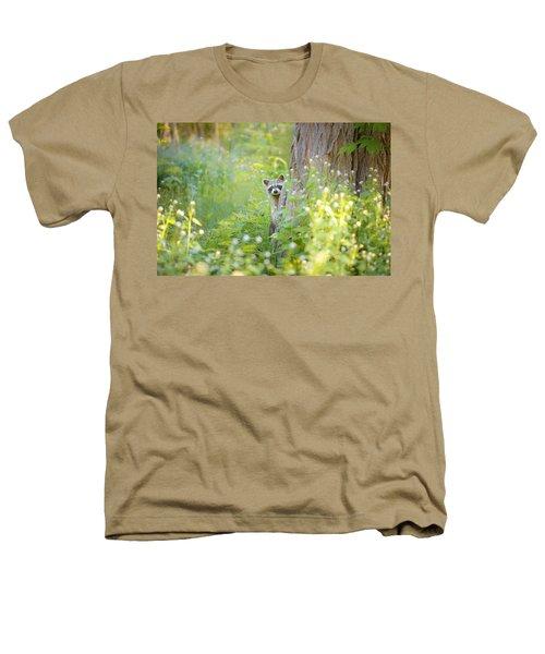 Peek A Boo Heathers T-Shirt