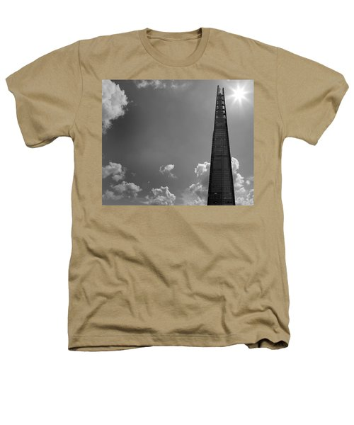 The Shard London Heathers T-Shirt by Martin Newman