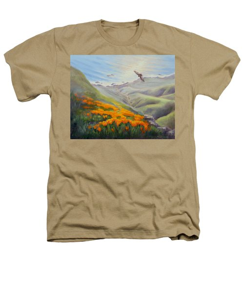 Through The Eyes Of The Condor Heathers T-Shirt