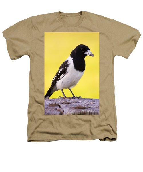 Fencepost Magpie Heathers T-Shirt
