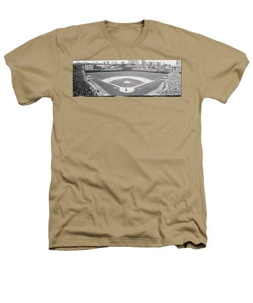 Usa, Illinois, Chicago, Cubs, Baseball Heathers T-Shirt