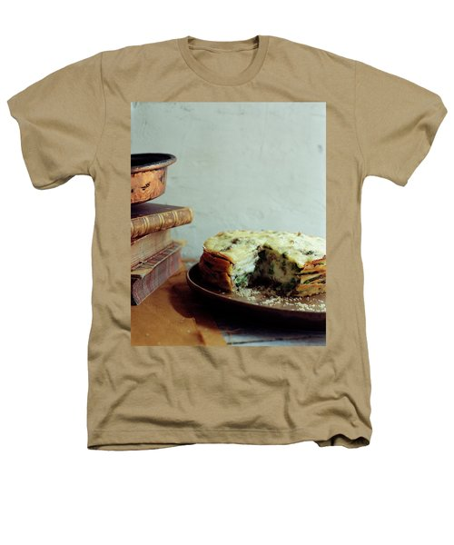 A Gourmet Torte Heathers T-Shirt by Romulo Yanes