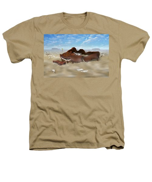 A Slow Death In Piano Valley Heathers T-Shirt