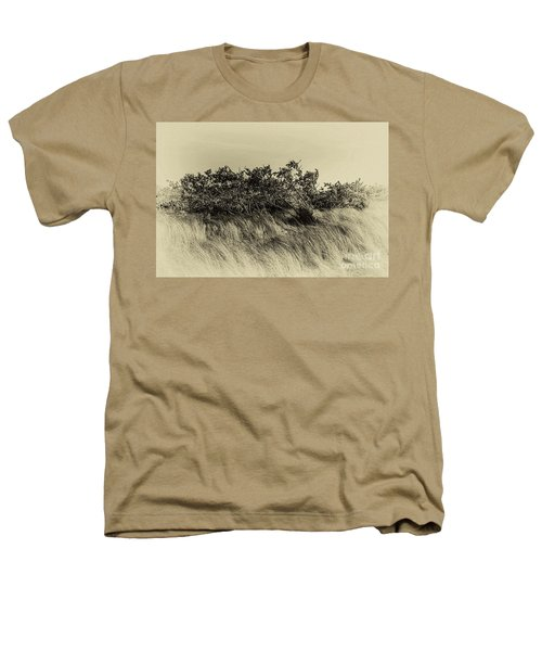 Apollo Beach Grass Heathers T-Shirt