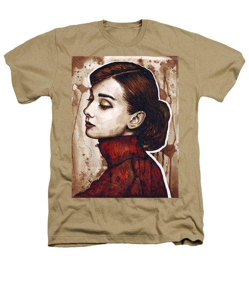 Audrey Hepburn Heathers T-Shirt