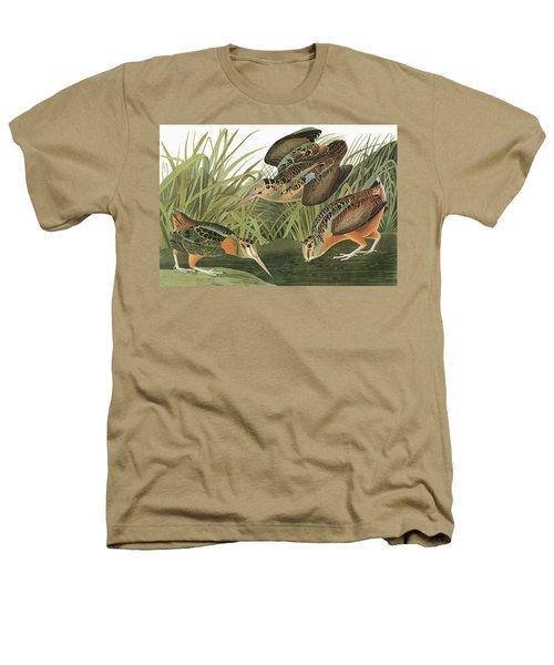 Audubon Woodcock Heathers T-Shirt