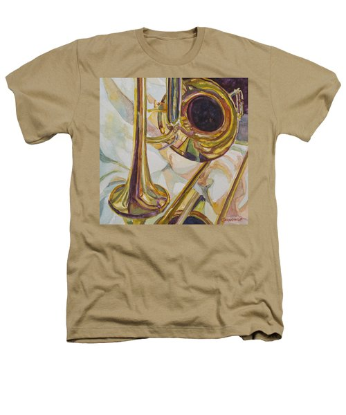 Brass At Rest Heathers T-Shirt