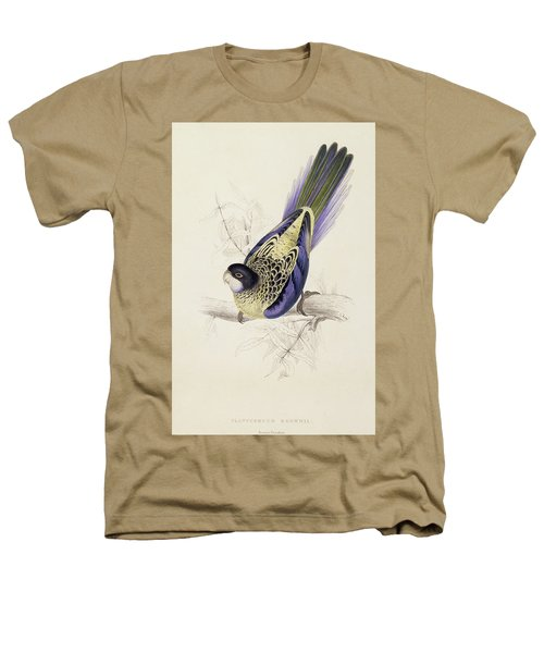 Browns Parakeet Heathers T-Shirt