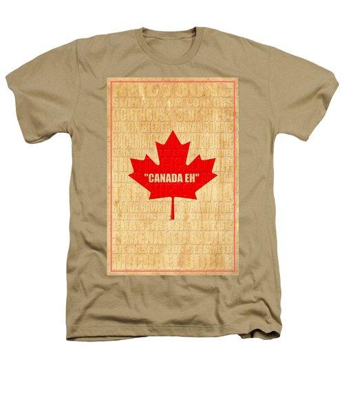 Canada Music 1 Heathers T-Shirt