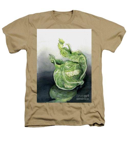 Cauliflower In Reflection Heathers T-Shirt