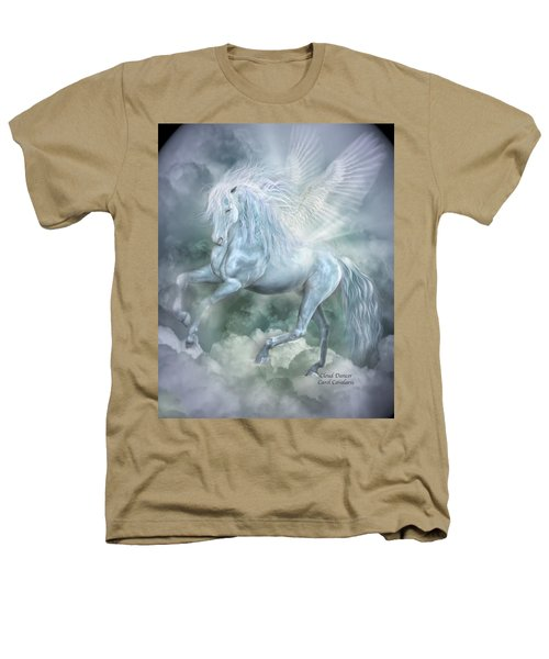Cloud Dancer Heathers T-Shirt