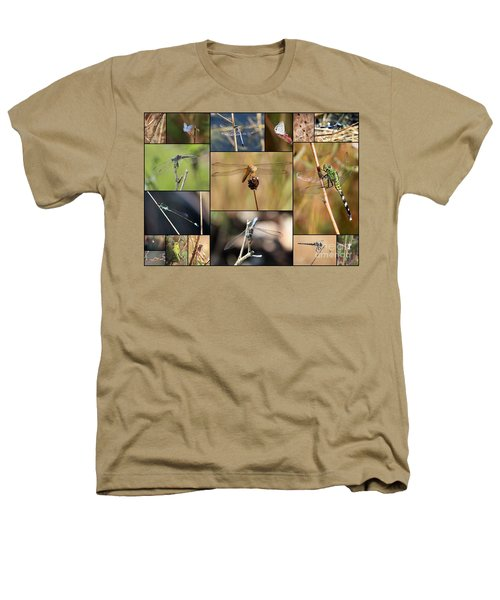 Collage Marsh Life Heathers T-Shirt