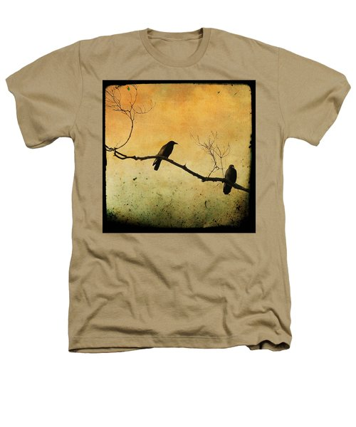 Crowded Branch Heathers T-Shirt