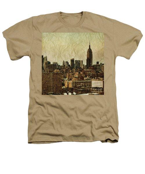 Empire Stories Heathers T-Shirt by Andrew Paranavitana