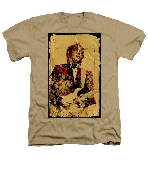 Eric Clapton 2 Heathers T-Shirt