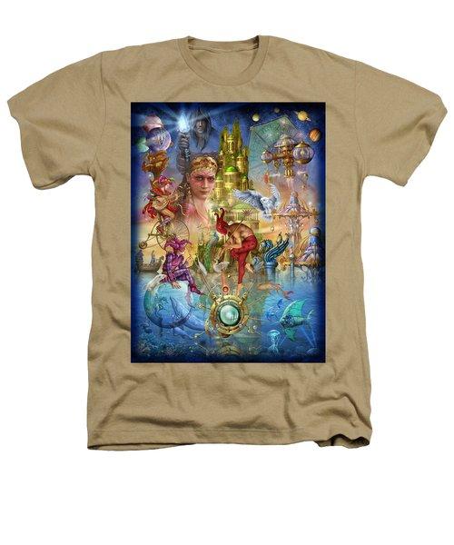 Fantasy Island Heathers T-Shirt