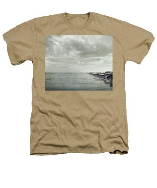 Frozen Jetty Heathers T-Shirt