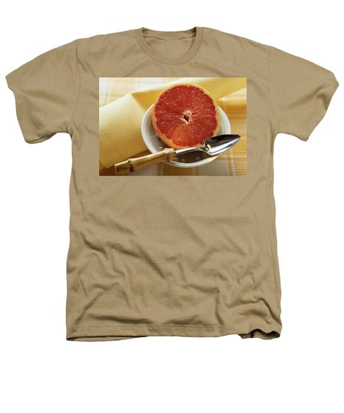 Grapefruit Half With Grapefruit Spoon In A Bowl Heathers T-Shirt
