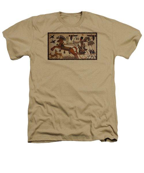 Hunting Scene Heathers T-Shirt