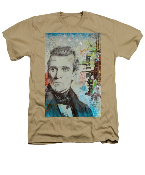 James K. Polk Heathers T-Shirt