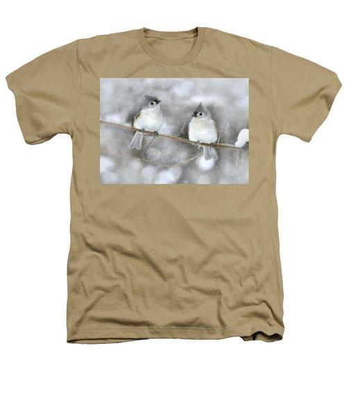 Let It Snow Heathers T-Shirt