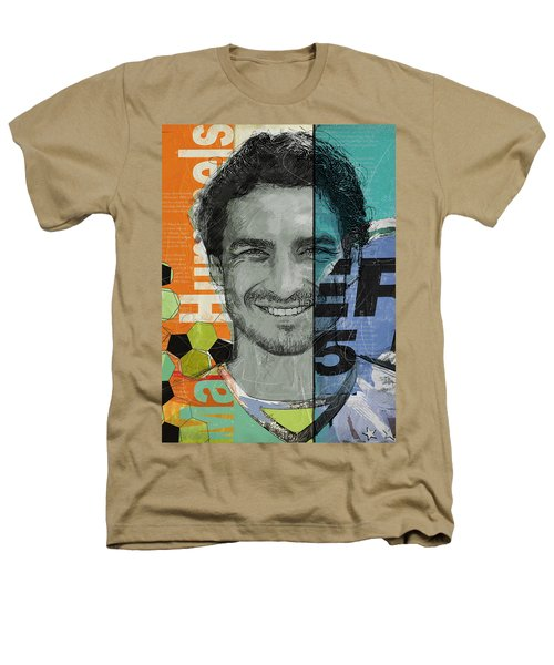 Mats Hummels - B Heathers T-Shirt by Corporate Art Task Force