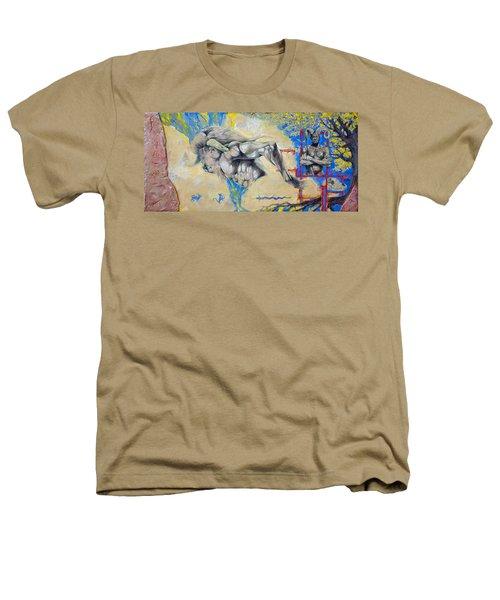 Minotaur Heathers T-Shirt by Derrick Higgins