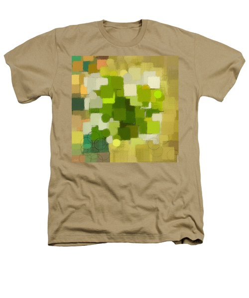 Modern Abstract Xxxv Heathers T-Shirt