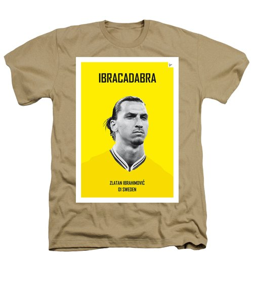 My Zlatan Soccer Legend Poster Heathers T-Shirt by Chungkong Art