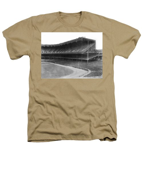 New Yankee Stadium Heathers T-Shirt by Underwood Archives