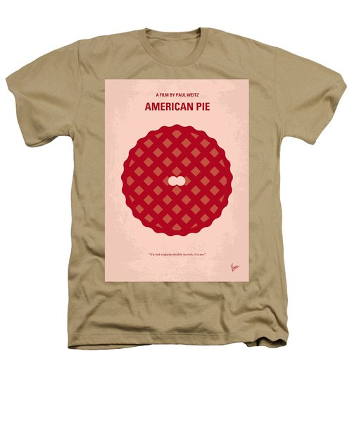 No262 My American Pie Minimal Movie Poster Heathers T-Shirt