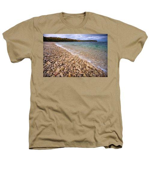 Northern Shores Heathers T-Shirt by Adam Romanowicz