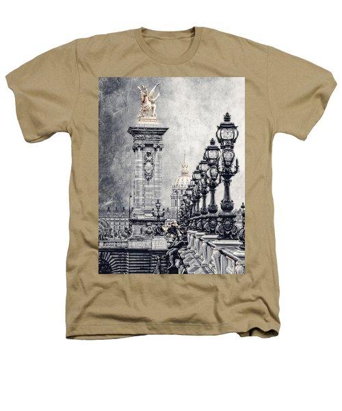 Paris Pompous 2 Heathers T-Shirt