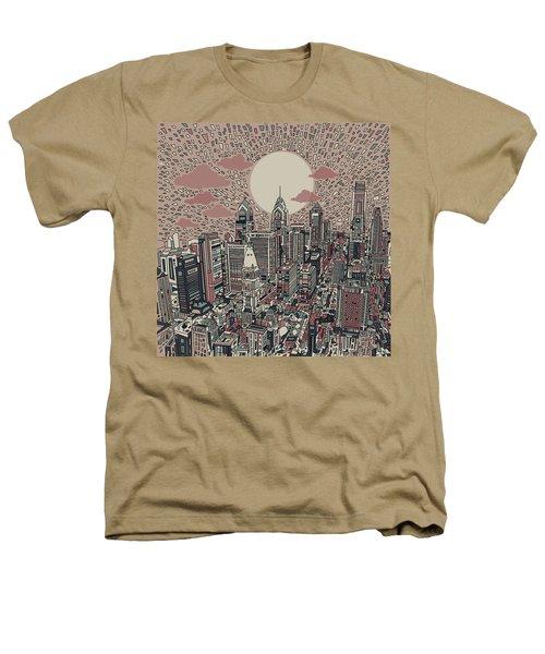 Philadelphia Dream 3 Heathers T-Shirt