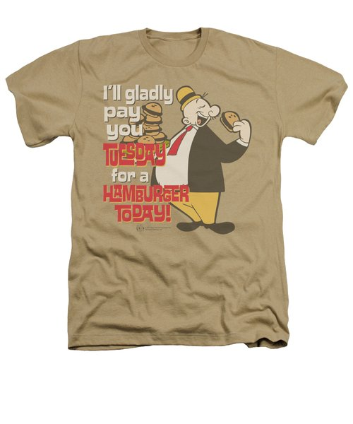 Popeye - Tuesday Heathers T-Shirt