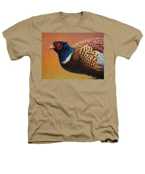 Portrait Of A Pheasant Heathers T-Shirt