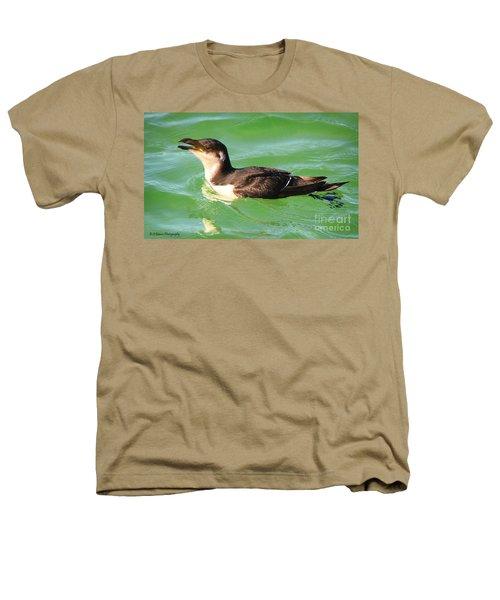 Razorbill In Florida Heathers T-Shirt