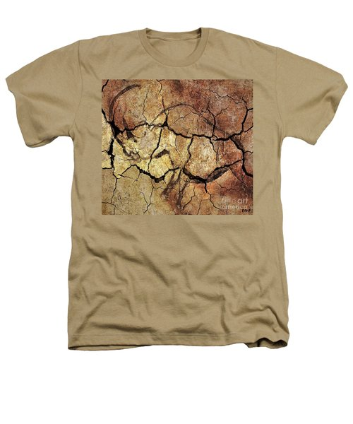 Rhinoceros From Chauve Cave Heathers T-Shirt