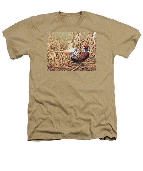 Ring-necked Pheasant Heathers T-Shirt