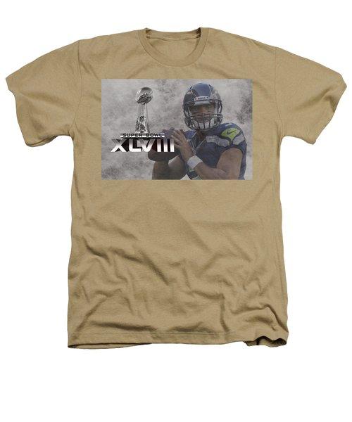 Russell Wilson Heathers T-Shirt
