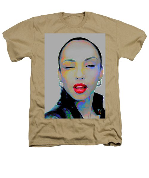 Sade 3 Heathers T-Shirt